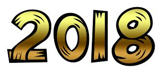 2018 in black and gold